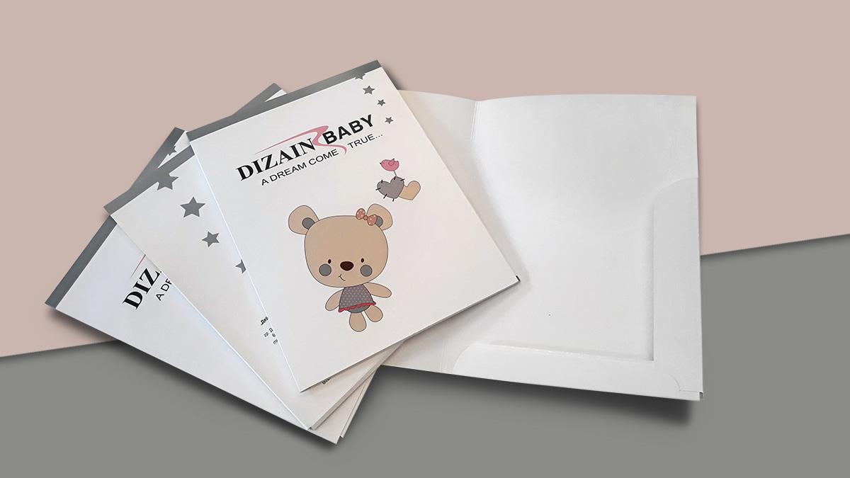 Печат на папки, Булбранд Медия за Дизайн Бейби
