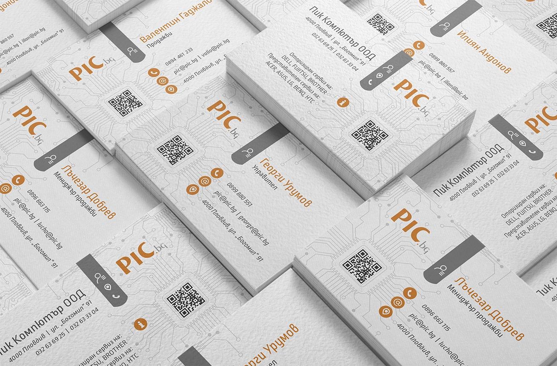 dizayn-i-pechat-na-reklamni-vizitki-brand-pic-computer-ltd-Bulbrand-Media-LTD